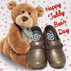 To Be Kind and Caring, Happy Teddy Bear Day! #HappyTeddyBearDay