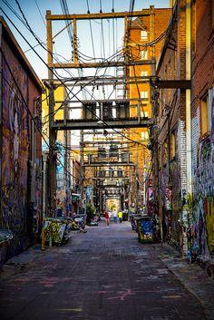 Artist Alley. Rapid City, South Dakota. | Flickr - Photo Sharing!