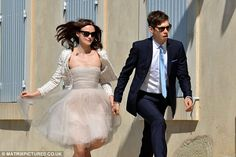 Keira Knightly has confessed that in addition to the pale pink tulle Chanel dress, pictured, that she wore for her civil wedding in the South of France las...