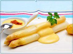 Spargel: Schuhbecks Spargel mit Curry-Hollandaise