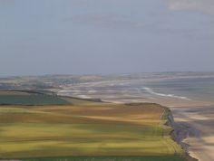 landschap, via Flickr.  cape griz nez