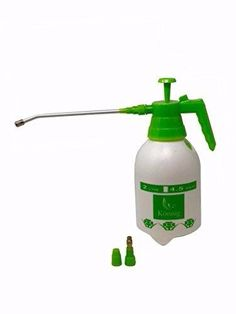 Perfect for keeping your home and garden looking great all year long! Homeowners can easily spray fertilizers, pesticides and herbicides outdoors, then take it inside to disinfect or spray for soil and lawn pests. Love Garden, Garden Hose, Spray Bottle, Cleaning Supplies, Lawn, Range, Outdoors, Tools, Gifts