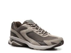 Ryka Radiant Walking Shoe.   I will only buy Ryka, they are made for women and provide great support.