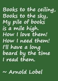 Quote by Arnold Lobel