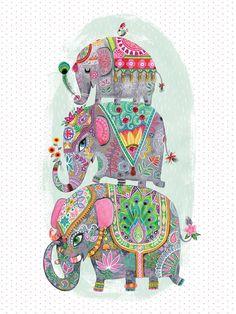 Elephant Pile