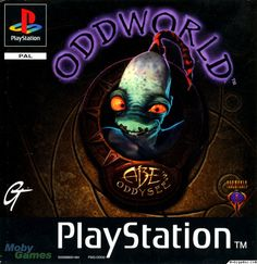 Oddworld Abe's oddysee. One of my favourites! Good memories playing this over & over. Love Abe :)