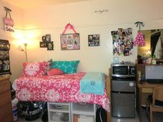 College Dorm Room Decorating Ideas for a Delicious Dorm Life @ dorm delicious.com