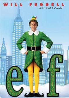 Elf: My all-time favorite christmas movie!