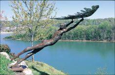 River Gallery Sculpture Garden-Chattanooga, TN
