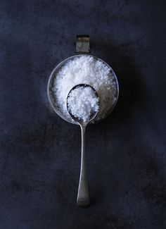 A Pinch Of Salt - Coffee Hacks That Make Drinking Coffee Better Than It Already Is - Photos Dark Food Photography, Photography Ideas, Monochrome Photography, Product Photography, Pinch Of Salt, White Food, White Rice, Spices And Herbs, Gifts For Photographers
