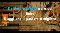 Patty Pravo - Cieli immensi Cori Karaoke Sanremo 2016