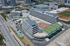 Gallery - Liyuan Middle School / Minax Architects - 11
