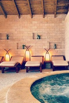 Who is looking for some relaxation? Photo courtesy of Wally Dagri at Hyatt Zilara Rose Hall.