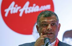 KUALA LUMPUR, Malaysia (AP) — His airline empire began, Tony Fernandes likes to say, with the purchase of a bankrupt company for less than a dollar. Kuala Lumpur, Cheerleading, Spotlight, Jet, Asia, Search, Chief Executive, Plane