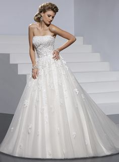 exquisite dress for wedding, my dreamy one