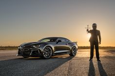 Hennessey answers the Demon's call with 1,000-hp The Exorcist Camaro ZL1