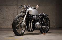 Honda CB750 (!)