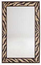 So great! Zebra Mirror!