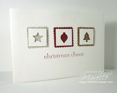 Marelle Taylor Stampin' Up! Demonstrator Sydney Australia: Christmas