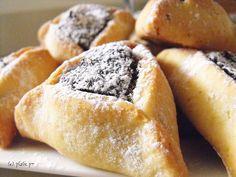 Paris Chez Sharon: פורים בפריז וגם מתכון של ירון אלבלק לאוזני המן מוש... Cookie Icing, Baking Sheet, Mini Cakes, Quick Easy Meals, Recipies, Food And Drink, Sweets, Bread, Dishes