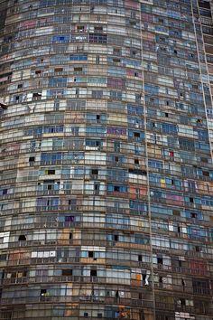 The Copan Building, Sao Paulo, Brazil ~ by Pedro Milanez: