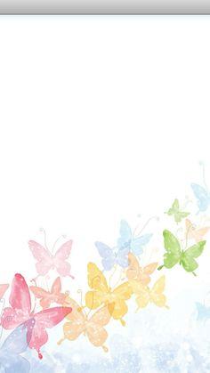 wedding background Butterfly Wallpaper, Pink Wallpaper, Flower Backgrounds, Wallpaper Backgrounds, Cellphone Wallpaper, Iphone Wallpaper, Butterfly Party, Wedding Background, Pretty Wallpapers