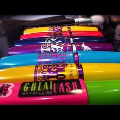 Which is your fave from the maybelline mascaras? Maybelline Mascara, Art Supplies, Mascaras