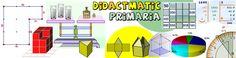 """DIDACTMATIC PRIMARIA. Por una integración de las TICs en Matemáticas fundamentada didáctica y metodológicamente. Análisis y valoración del interés didáctico y metodológico de contenidos educativos multimedia para el área de Matemáticas en la Etapa Primaria. (Didáctica de la matemática """"a pie de aula"""" - desde la escuela; para la escuela-)"""