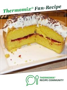 Thermomix Sponge Cake (updated) by The Bush Gourmand. A Thermomix <sup>®</sup> recipe in the category Baking - sweet on www.recipecommunity.com.au, the Thermomix <sup>®</sup> Community.