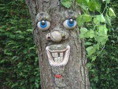Golf Tips For Senior Golfers Product Gnome Garden, Lawn And Garden, Garden Paths, Outdoor Art, Outdoor Gardens, Fairy Doors On Trees, Wood Crafts, Diy And Crafts, Park Equipment
