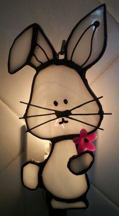 Easter bunny nite lite