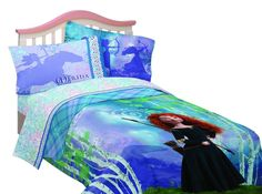 Disney Brave Princess Merida bedding and bedroom decor ideas for girls themed bedrooms. Description from pinterest.com. I searched for this on bing.com/images