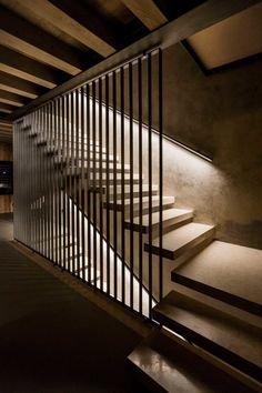 Staircase Design Modern, Stair Railing Design, Home Stairs Design, Interior Staircase, Stair Decor, Stairs Architecture, Modern Bedroom Design, Architecture Design, Stair Paneling