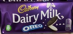 Cadbury oreo chocolate bar