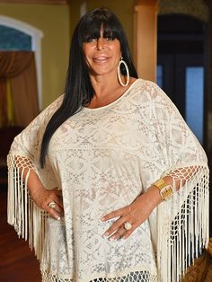 Angela 'Big Ang' Raiola's Life in Pictures | A SHOW OF HER OWN | After appearing on Mob Wives, the reality star scored her own eponymous spin-off series Big Ang. Later, Miami Monkey chronicled her venture into the Florida bar business.