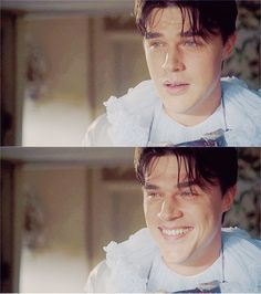 Dandy from American Horror Story freak Show. He is the creepiest character since Joffrey Baratheon