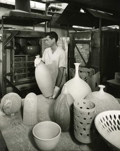Raul Coronel, a very important mid-century Southern California potter and personal fave