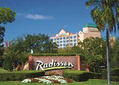 Radisson Resort Orlando - Celebration (Kissimmee, United States of America) Hotels Near Disney, Disney World Resorts, Orlando Vacation, Orlando Resorts, Orlando Florida, Florida Hotels, Hotels And Resorts, Vacation Village, Last Minute Travel Deals