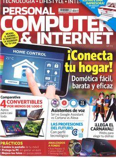 Personal Computer & Internet. Nº 172, febrero 2017