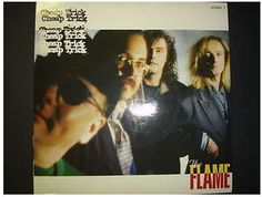 At £4.20  http://www.ebay.co.uk/itm/Cheap-Trick-The-Flame-Epic-Records-7-Single-651466-7-/251160300576