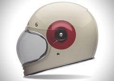Vintage Full Face Bullitt Helmet by Bell