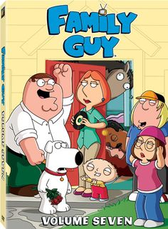 family guy volume 7 - Google Search