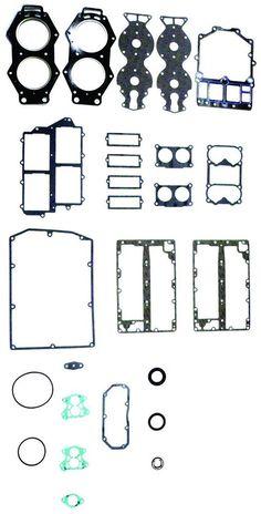 Yamaha Outboard Gearcase Seal Kit 6E5-W0001-F1-00  115-130 HP 2 Stroke 4 Stroke