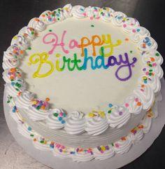 Birthday Cake Photos Vanilla Fresh Cream Cake Cakes Sheetcakes