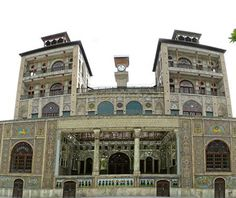 Although elaborate Golestan Palace was originally built in the 15th century, it was the ruling Qajar family who made it the seat of government about 300 years later, adding its most characteristic features.