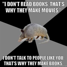 english education meme | english major armadillo | Tumblr