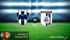Monterrey vs Querétaro, J15 del Clausura 2016 ¡En vivo por internet! - https://webadictos.com/2016/04/23/monterrey-vs-queretaro-j15-clausura-2016/?utm_source=PN&utm_medium=Pinterest&utm_campaign=PN%2Bposts