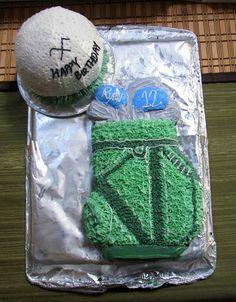 golf cake (12yo)