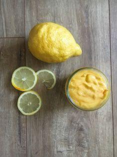 Lemon curd, süßer Aufstrich