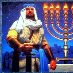 Shabbat shalom / Chag Sameach Hanukkah to all the people of the Covenant.